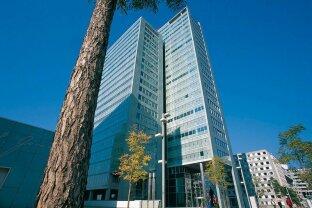 Exklusive Büroetagen im ARES Tower