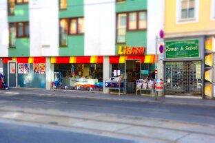 Geschäftslokal in guter Frequenzlage auf der Linzer Straße
