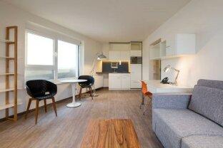 PROVISIONSFREI! Vollmöbliertes Design Apartment mit Terrasse, ALL-IN-MIETE! (12)