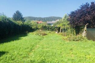 Einfamilienhaus in Grünruhelage möchte aus dem Dornröschenschlaf geweckt werden - Baden