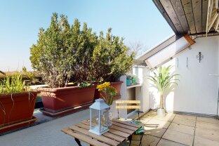 Vergnügt durch das Leben! 3-Zi-Wohnung mit Süd-Terrasse sucht neuen Eigentümer