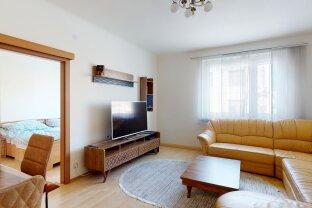Ideal für die Vermietung! Möblierte 3 Zi-Wohnung, 1 Gehminute zur U1 Keplerplatz!
