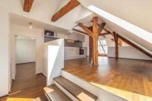 DG-Wohnung mit Blick auf den Stephandsdom, Terrasse & Klimaanlage!