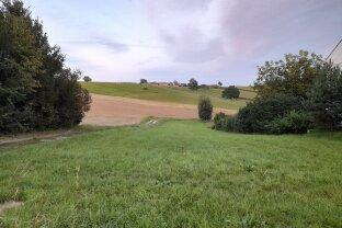 Grundstück für Natur- und Pferdeliebhaber in der Nähe von Eberau