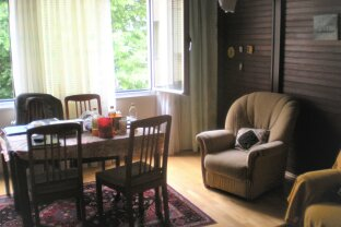 3 ½ Zimmer Mietwohnung möbliert, WG-Eignung - unbefristet - 5 Minuten zur U3