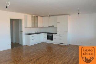 Großzügige Wohnung mit Donaublick