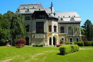 Jagdschloss von Erzherzog Eugen von Österreich - Baden bei Wien