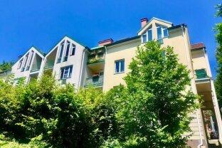 Entzückende3-Zimmer Wohnung mit LOGGIA - Bestlage in PURKERSDORF!