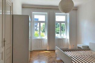 Großzügige 2,5 Zimmer Wohnung | U-Bahn Nähe | Teilmöbliert | Einbauküche