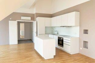 Top DG-Wohnung mit Dachterrasse   4 Zimmer   Klimaanlage   Nähe Wien Mitte   zzgl. Garagenstellplätze