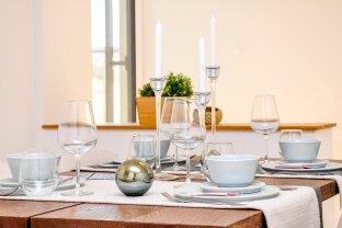 Provisionsfrei: Elegante klimatisierte 3-Zimmerwohnung auf einer Ebene/  Free of commission: Elegant air-conditioned 3-room apartment on one level