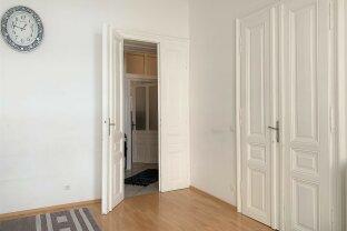 Gut geschnittene 3 Zimmer Wohnung | zentral begehbar - WG tauglich