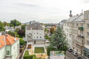 UNBEFRISTET MIETEN! helle 3 Zimmer Dachgeschosswohnung in der Döblinger Hauptstraße 35