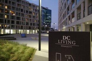 ERFOLGREICH VERMITTELT : DC-Living: Möbliert oder unmöbliert (optional): 2 Zimmer-Wohnung mit Loggia mit zus. Garage ab 01.02.2020 verfügbar !