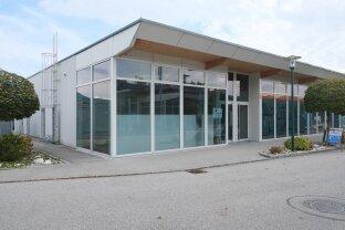 Geschäftslokal - 155 m² - Gewerbepark Obertrum