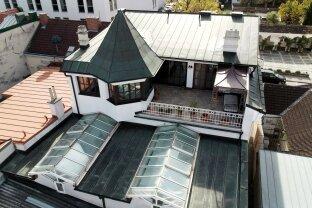 Stilvolles, repräsentatives Wohn- & Geschäftshaus in der Altstadt - inkl. Garage (bis zu ca. 14 Parkplätze)