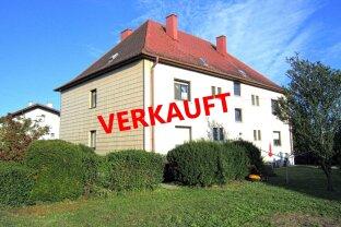 """gemütliche, ruhige 3 Zimmer Eigentumswohnung mit Balkon, Garten, Kellerabteil, Garage und Zimmer im Dachgeschoss """"VERKAUFT"""""""