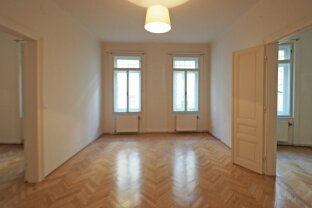 Weimarer Strasse   3-Zimmer+Kabinett-Altbauwohnung beim Schubertpark