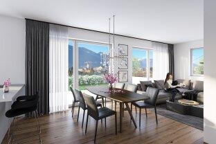 Penthouse-Wohnung mit Blick auf die Stadt und das Goldeck in Spittal an der Drau