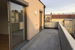 letzte MIETKAUF- Wohnung  -- 3-Zimmer Dachgeschosswohnung mit 2 Terrassen