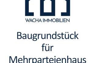 Baubewilligtes Grundstück U-Bahn Nähe