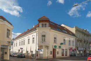 Zentrum Korneuburg: schönes Altbaubüro