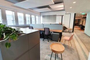 Flexible 521m2 Büroflächen Nähe U3 Rochusmarkt