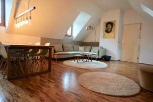 Möblierte 2-Zimmer-Wohnung - Tiefgaragenplatz möglich - 1190 Wien
