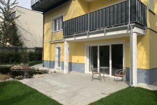 Gartenwohnung mit Garage nächst dem Türkenschanzpark