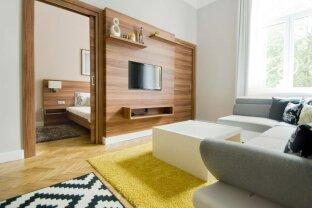 Schöne Wohnung in schönem Altbau in Budapest