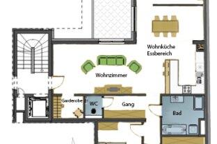 Anlegerwohnung  142m² 4 Zimmer Balkon 2 Garagenplätze 2102 Hagenbrunn