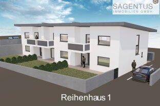 FAMILIENTRAUM: Neubau-Reihenhaus in bester Wohnlage von Tarrenz zu kaufen (Reihenhaus 1)