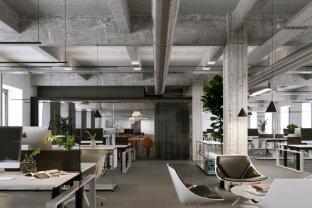 2747 m² Loft Büro mit flexibler Raumgestaltung - Nähe Rennweg