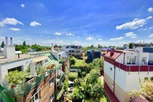 traumhafte Dachgeschoßmaisonette in absoluter Ruhelage mit wunderschöner Dachterrasse inkl. Tiefgaragen- & Motorrad Stellplatz