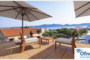 Ferienimmobilie an der Küste Dalmatiens in Kroatien - Appartement Sukošan Mare