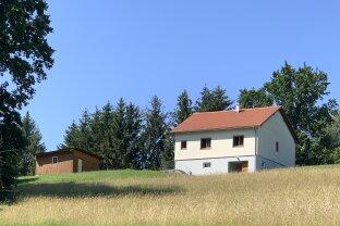 ++ ERFOLGREICH VERMITTELT ++ ** LEBENSWERT ** Sehr gepflegtes Haus mit ca. 90 m2 Wfl. und ca. 4.100 m2 Eigengrund !! EXZELLENTE LAGE !!