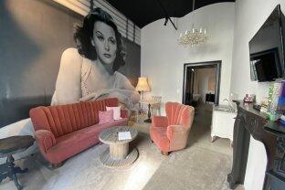 Gut eingeführtes kleines Boutiquehotel oder hippe/s Büro/Praxis - 1020 Wien