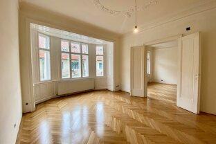 Renovierte, großzügige Stilwohnung im Pratercottage - 1020 Wien