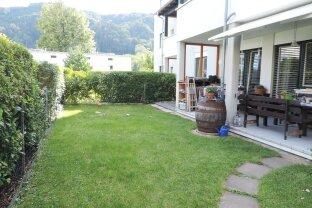 Eigentumswohnung mit eigenem Garten