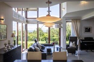 Exklusive Villa für höchste Ansprüche - Brunn am Gebirge - Blick über Wien - Grund 1.269m² - Wohnfläche 280m²