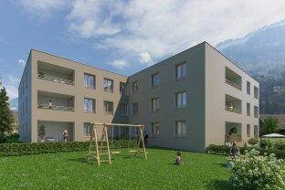NEUBAU: 4-Zimmer-Wohnung - Schöne Wohngegend, zentrumsnah in Hohenems
