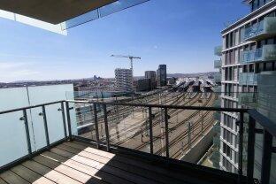 Renzo Piano Haus:  Moderne 2 Zimmer mit Freifläche und vielen Extras!