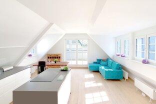 617 – ERSTBEZUG! 4-Zimmer-Maisonettewohnung – Wohnen im Biedermeier-Schlössl in Maria Enzersdorf – PROVISIONSFREI!