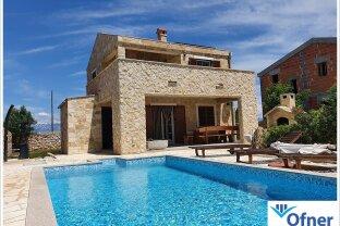 Gut vermietbare Villen in idyllischem Touristendorf Nähe Zadar