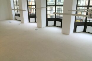 Loftartiges 398 m² Büro in bester Innenstadtlage