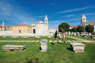 Villa Nika in Kroatien