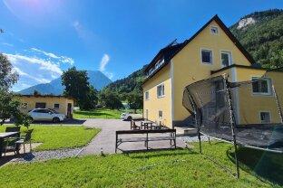 Saniertes Wohnhaus am Fuße des Grimmings