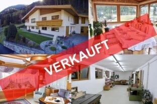 VERKAUFT!!! Jerzens im Pitztal: Gepflegtes Haus mit großem Garten in ruhiger Lage zu verkaufen