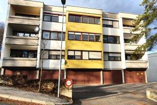 2 Zimmer Mietwohnung mit Garage in Stadtrandlage von Oberpullendorf
