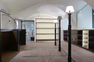 Exclusives Geschäftslokal in Barockpalais - voll ausgestattet - nächst Kärntner Strasse